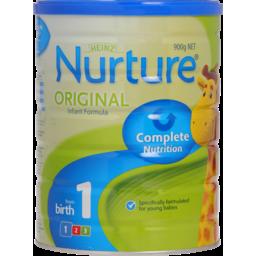Photo of Heinz Nurture Infant Formula From Birth Starter 900g