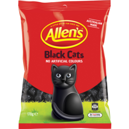 Photo of Allens Black Cats 170g