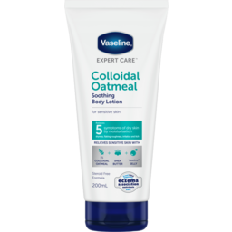 Photo of Vaseline Expert Care Body Lotion Colloidal Oatmeal Soothing 200.000 Ml