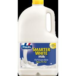 Photo of Pauls Smarter White Milk 3l
