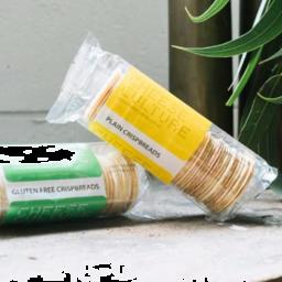 Photo of Cheese Culture Crispbread Biscuit GLUTEN FREE