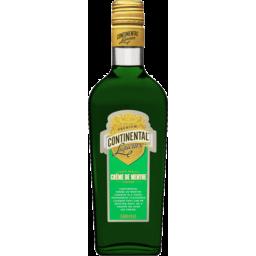 Photo of Continental Liqueurs Creme De Menthe 500ml