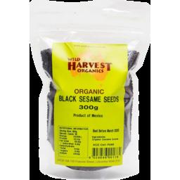 Photo of Wild Harvest Sesame Seeds (Black)