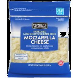 Photo of Members Selection Mozzarella Shredded Cheese