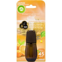 Photo of Air Wick Essential Mist Uplifting Mandarin And Sweet Orange 20ml