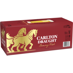 Photo of Carlton Draught Cans