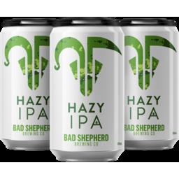 Photo of Bad Shepherd Hazy Ipa Can