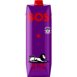Photo of Bos Brands  Ice Tea – Berry Flavoured