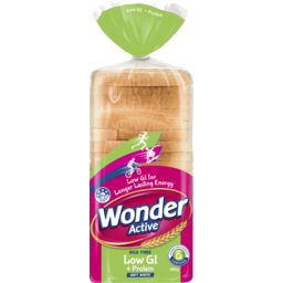 Photo of Wonder Active Low Gi + Protein 680g