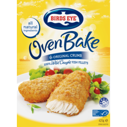 Photo of Birds Oven Bake Original 6pk 425gm