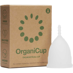 Photo of Organicup Size A - Pre Pregnancy