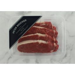 Photo of Beef Sirloin Sizzle Steak