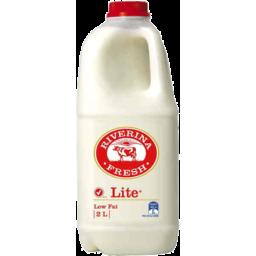 Photo of Riverina Fresh Lite Milk 2L
