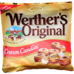 Photo of Werthers Original Cream Candies 140g
