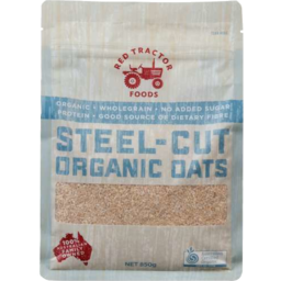 Photo of R/Tractor Org Steel Cut Oats 850gm