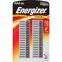 Photo of Energizer Batteries Aaa
