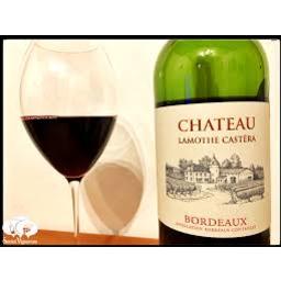 Photo of Chateau Lamoth Castera Bordeaux 750ml