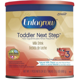 Photo of Engagrow Milk Drink Toddler Next Step Natural Milk Flavor 1-3 Years Old