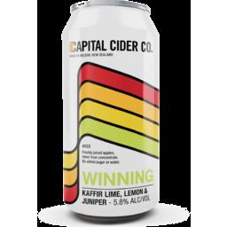 Photo of Capital Cider Winning 440ml