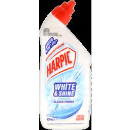 Photo of Harpic White & Shine Ultimate Bleach Power Fresh 450ml