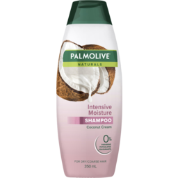 Photo of Palmolive Naturals Hair Shampoo Intensive Moisture Coconut Cream 350ml