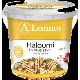 Photo of Lemnos Haloumi Cyprus Style Cheese 600g
