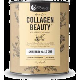 Photo of Nutra Organics Collagen - Skin Hair Nails Gut - Lemon Lime