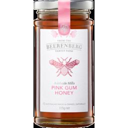 Photo of Beerenberg Honey Pink Gum 335g