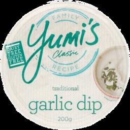 Photo of Yumis Garlic Dip 200gm