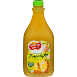 Photo of Golden Circle Unsweetened Pineapple Juice 2l