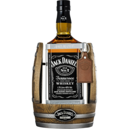 Photo of Jack Daniel Black Label Cradle