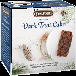 Photo of Balf Dark Fruit Cake 800g