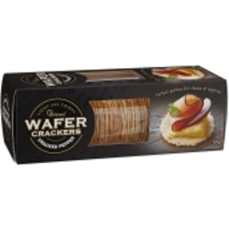 Photo of Ob Finest Wafer Crackers Pepper 100gm