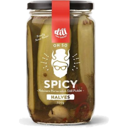 Photo of Dillicious Pickles Spicy Halves 700g