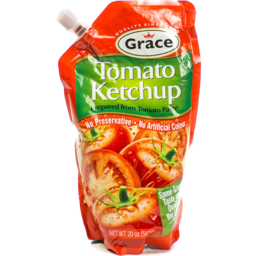 Photo of Grace Ketchup Pouch