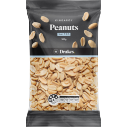 Photo of Drakes Peanuts Salted 500g
