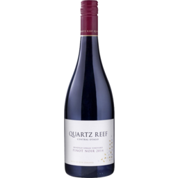 Photo of Quartz Reef Pinot Noir 750ml
