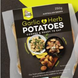 Photo of Baby Love Potatoes - Garlic & Herb 250g