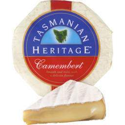 Photo of Tasmanian Heritage Camembert Cheese 250g