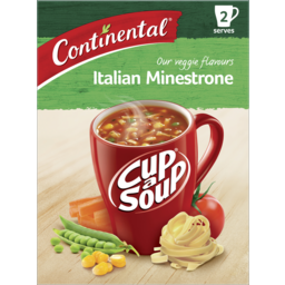 Photo of Continental Cup A Soup Italian Minestrone Hearty 75g