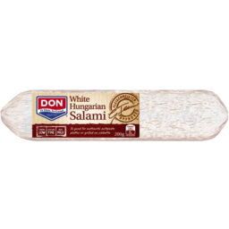Photo of Don White Hungarian Salami 200gm