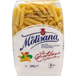 Photo of La Molisana Penne Rigate #20 500g