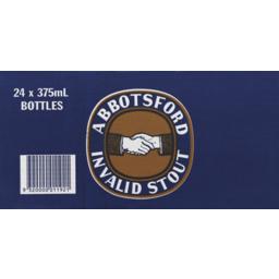 Photo of Abbots Invalid Stout Bottles