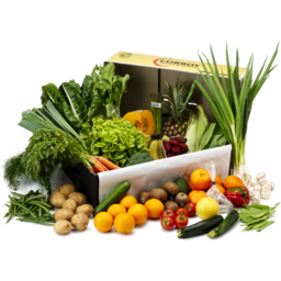 Photo of $100 Seasonal MIXED Fruit & Veg Box