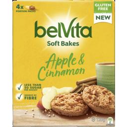Photo of Belvita Soft Bakes Apple & Cinnamon 120g