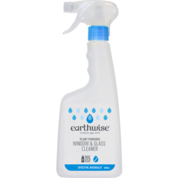 Photo of Earth Wise Window & Glass Cleaner 500ml