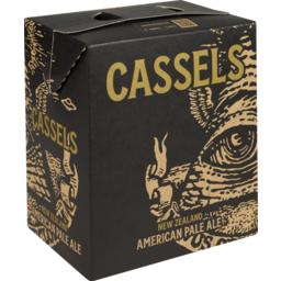 Photo of Cassels & Sons Brewing Co. American Pale Ale 6 x 330ml