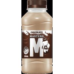 Photo of Masters Chocolate Flavoured Milk 300ml Btl (6)