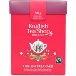 Photo of English Tea Shop - English Breakfast - Loose Leaf - 80g