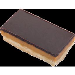 Photo of Baker Boys Chocolate Caramel Slice